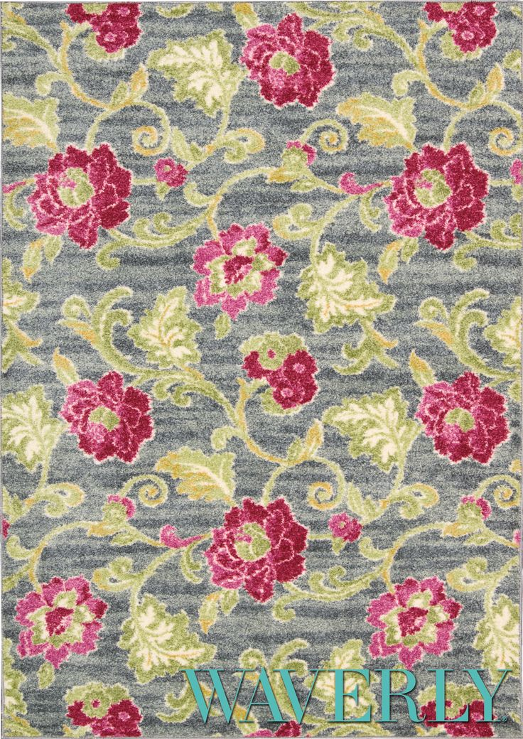 Find This Pin And More On Waverly Rug Collection By Nourison.