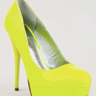 Neon Pumps! - Cute
