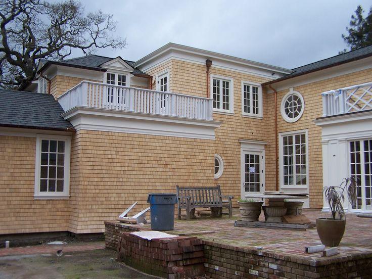 17 best ideas about cedar shingle homes on pinterest for Cedar shingle house