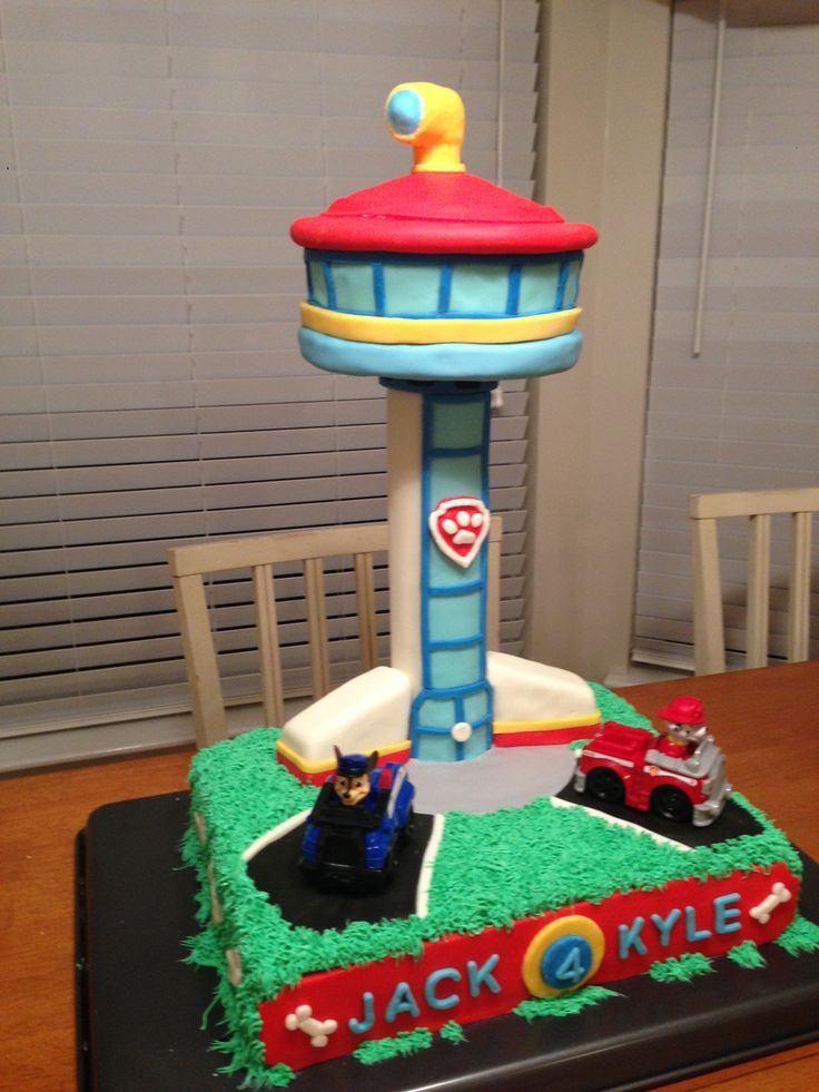 Pin By Elizabeth Decatur On Cooper S 5th Paw Patrol Party