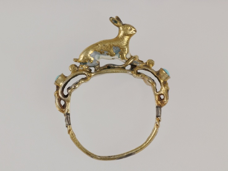 Gold finger ring, Europe, 16th century