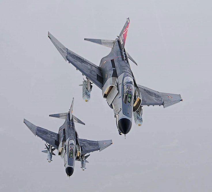 F-4E Phantom Turkish Air Force