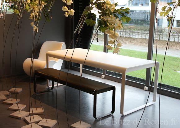 Les 123 meilleures images du tableau deco design sur pinterest boutique karma et vases - Mobilier jardin orleans rouen ...