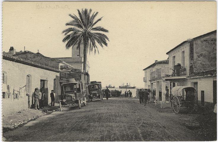 Entrada al Caserío del Grao : Burriana (s.a.) - Roisin, L