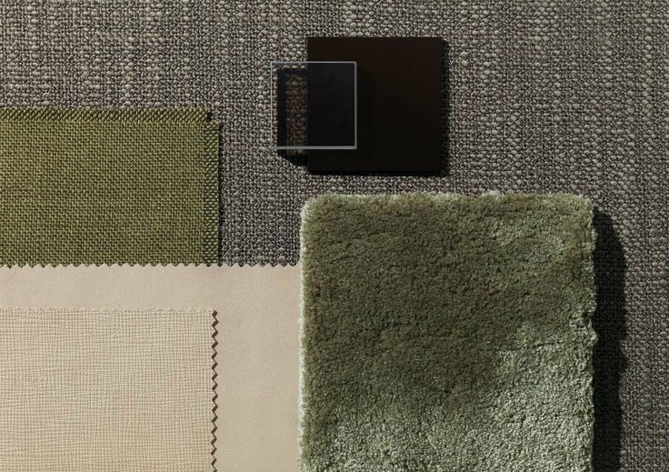 minotti material finishes