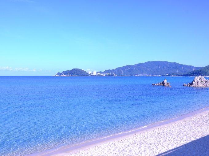 日帰りで行ける!福井県「水晶浜」は間違いなく日本一の楽園ビーチ! | RETRIP