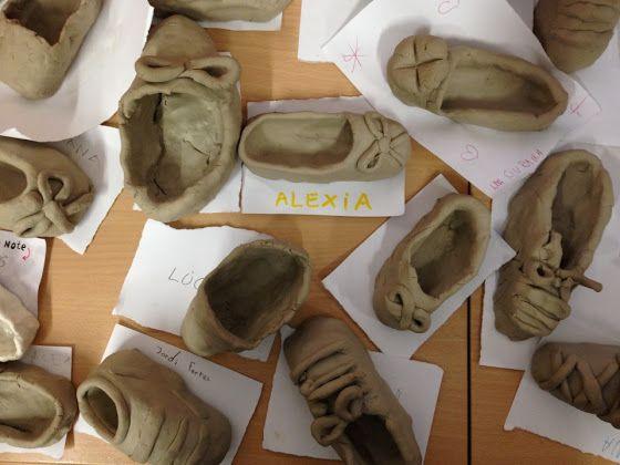 SABATES TÀPIES - Material: fang - Nivell: 3PRI CM 2015-16 Escola Pia Balmes