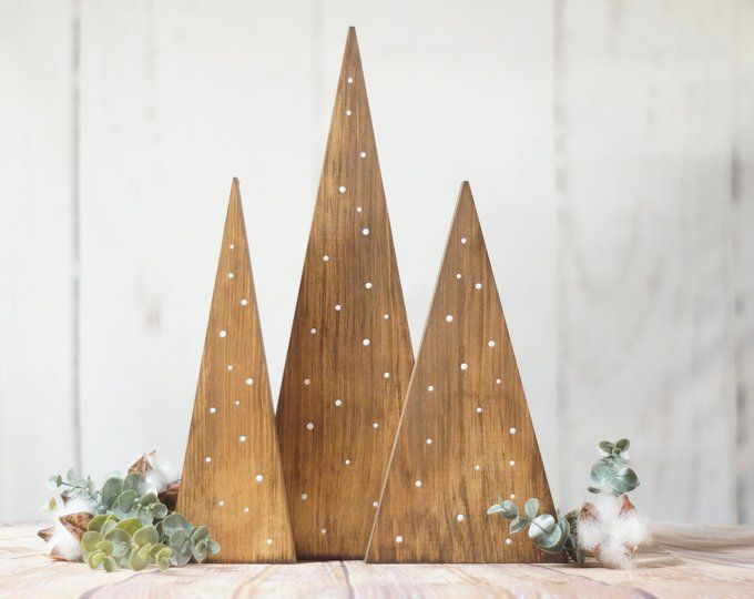 Large Wooden Tree Rustic Christmas Tree Decor Primitive Etsy Christmas Tree Decorations Diy Rustic Christmas Tree Wooden Christmas Trees