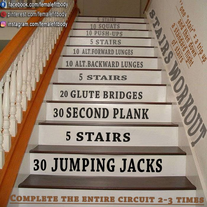 Stairs Workout On Pinterest Exercise Squats And Stadium Workout