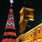Mercatino di Natale di Varsavia, Polonia. Author Strzelec. Licensed under Creative Commons Attribution