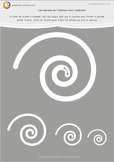 Les 21 meilleures images du tableau formes et graphisme for Interieur a la spirale