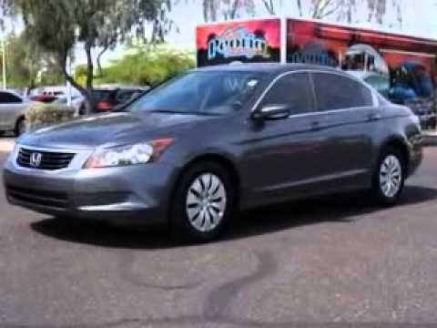 2010 Honda Accord Lunde's Peoria Volkswagen Phoenix, AZ