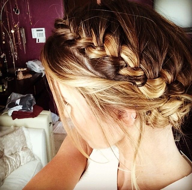 plat hair style pictures of a braid and plat braid plat hairstyles 6878