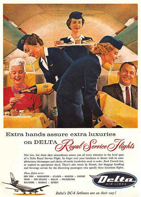 662 Best Vintage Airline Advertisement Images On Pinterest