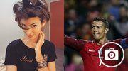 Céline Fischer, l'hôtesse sur qui avait flashé Cristiano Ronaldo à l'Euro 2016, se lance dans le mannequinat (9 PHOTOS)