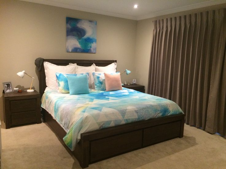 My bedroom  Linen house set - reflections
