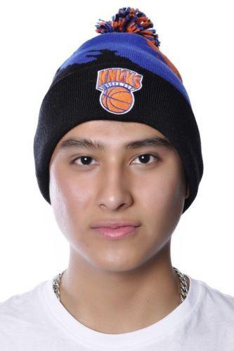 New York Knicks Beanie Hat