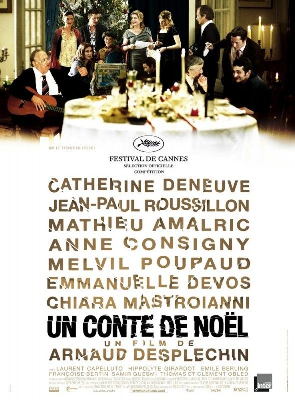 UN CONTE DE NOEL (A CHRISTMAS TALE) - ΜΙΑ ΝΥΧΤΑ ΧΡΙΣΤΟΥΓΕΝΝΩΝ