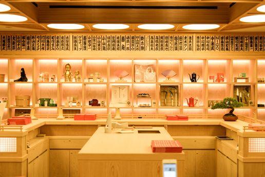 Shops: BEAMS JAPAN