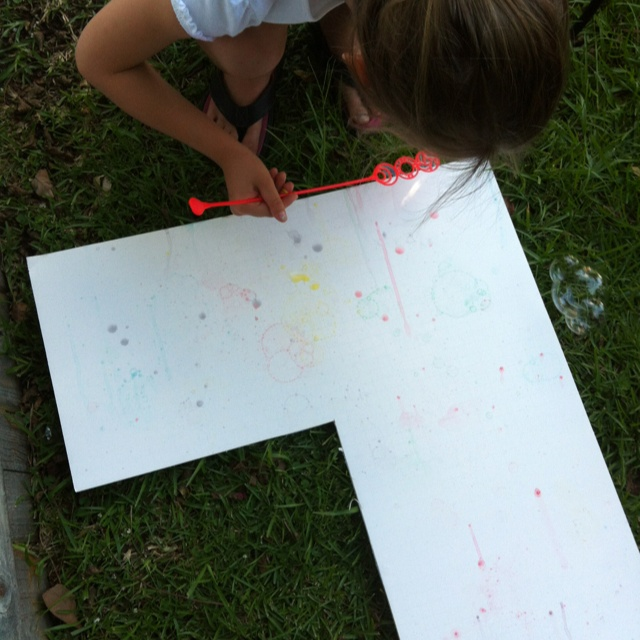 Bubble Art: Bubble Art, Bubbles Art, Pinterest Crafts