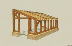 oak frame extension - Google Search