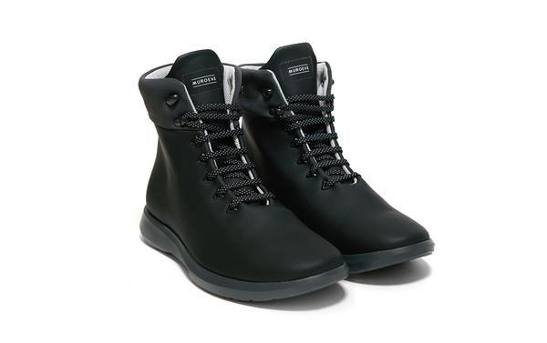 Muroexe Materia Black Boot