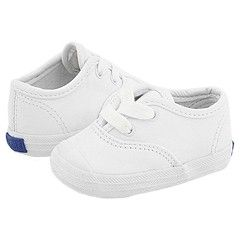 Yes, please! 2 pairs!! Keds Kids Champion Lace Toe Cap 2 (Infant)