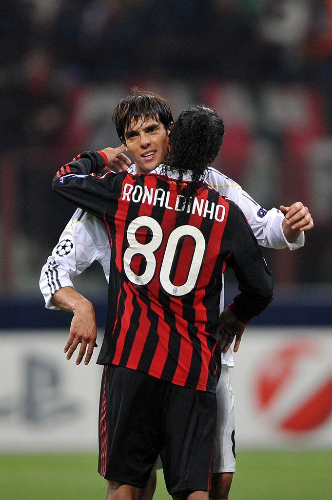 Pin By Kris West On Football Ac Milan Cristiano Ronaldo Junior