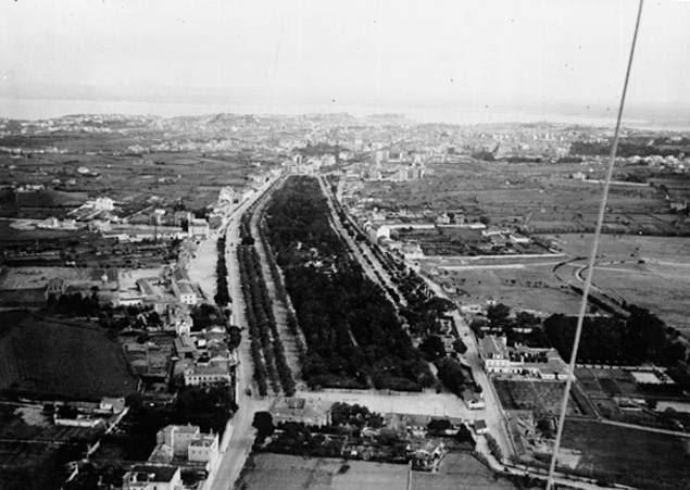 Entre Campos / Campo Grande - 1934