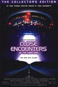 Close Encounters of the Third Kind movie posters at MovieGoods.com