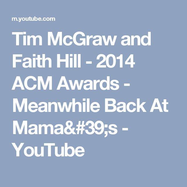 Tim Mcgraw Acm 2014