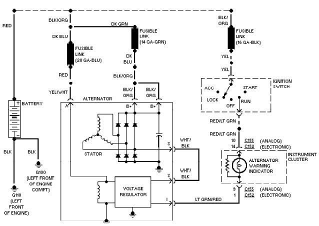 wiring diagram for ford bantam 1,8 diesel starter yahoo image Ford Car Wiring Diagrams