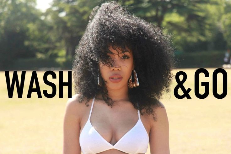 Wash n Go For Heat Damaged Hair [Video] - http://community.blackhairinformation.com/video-gallery/natural-hair-videos/wash-n-go-for-heat-damaged-hair-video/