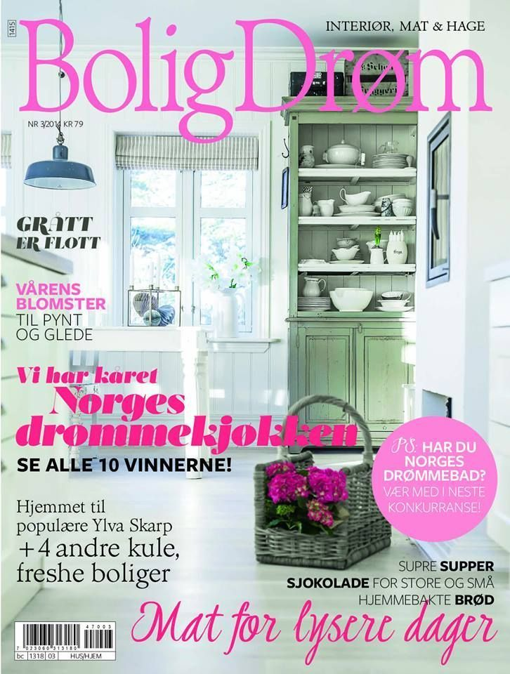 Were Excited To Be Featured In Boligdrm One Of Norways Leading Interior Design