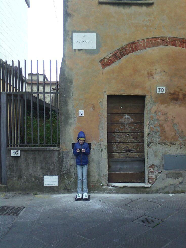 8 Pietrasanta, Streetart revolution.