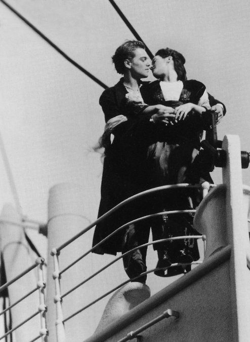 Titanic. This movie traumatized me by fear of death as kid, but later on it turned into the fear of going on with life after the loss of the man I love.