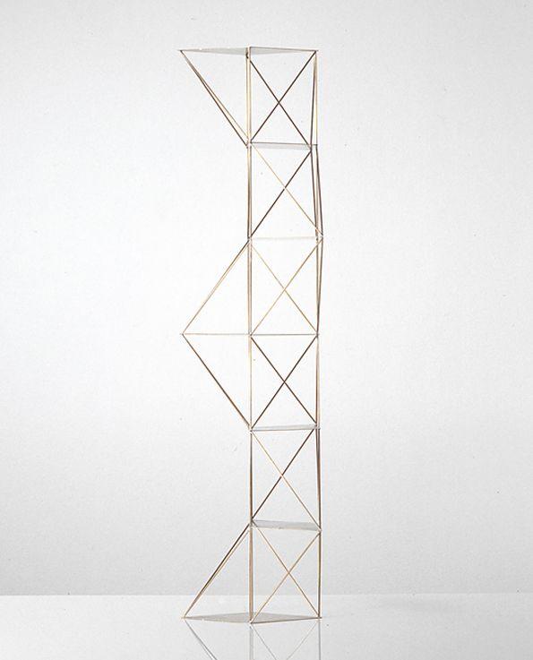 Michele Reginaldi - Morphologies of Verticality - 1988
