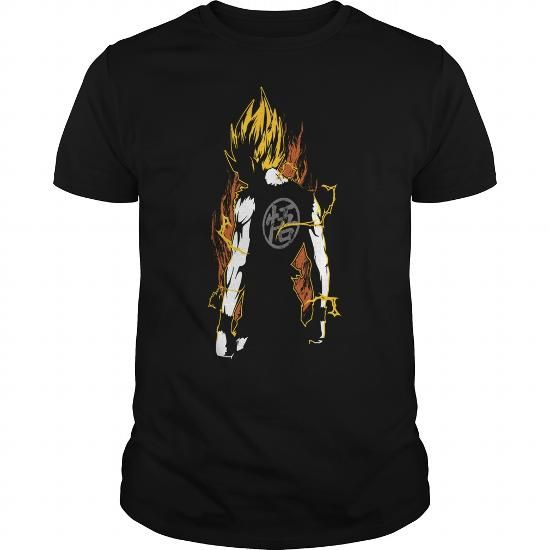I Love Super Saiyan Goku T shirt anime shirt and hoodie Shirts & Tees