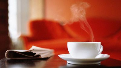 コーヒーなしでシャッキリ目覚めるための7つの対策 - GIGAZINE