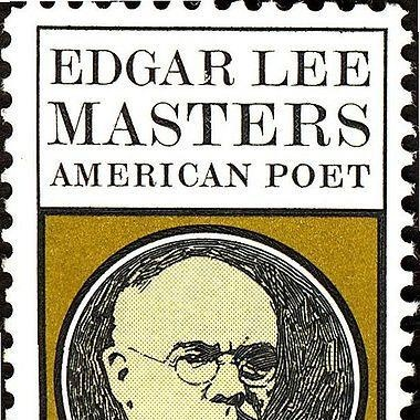 A Date to Remember:  Edgar Lee Masters (born August 23, 1869)