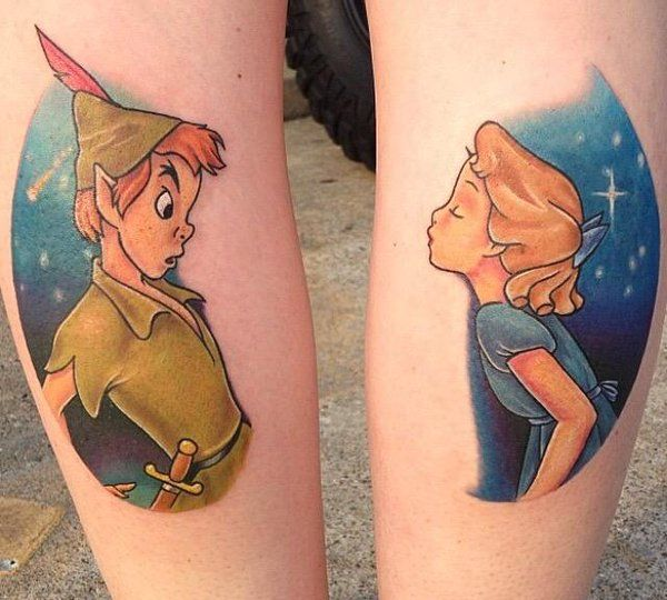 Disney Couple Tattoo Ideas: 45 Best Doctor Who Couple Tattoos Images On Pinterest