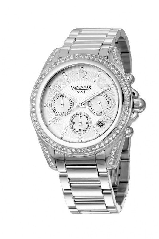 MS22480-02 - Vendoux Ladies Collection dames horloge