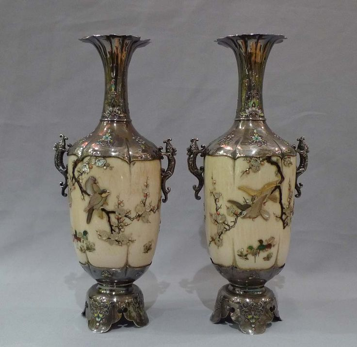 Ivory Mother Of Pearl Floor Vase In 2019: 1000+ Images About Japanese Art On Pinterest