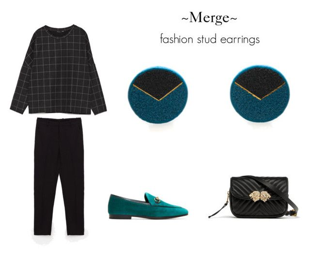 """Merge"" by sfkaterina on Polyvore featuring Gucci"