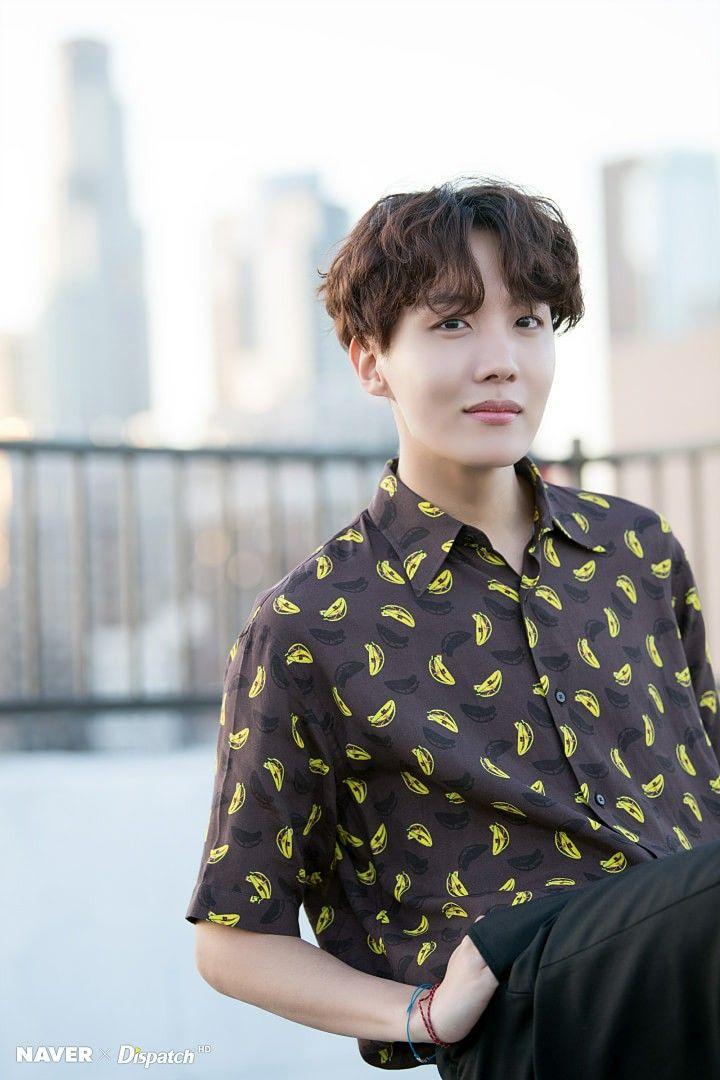 Jin Bts Cute Wallpaper Naver X Dispatch Hoseok Jhope Dispatchxbts Bts J