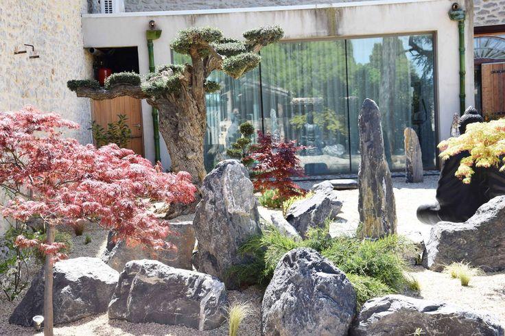 Jardin japonais #AngleVertPaysage