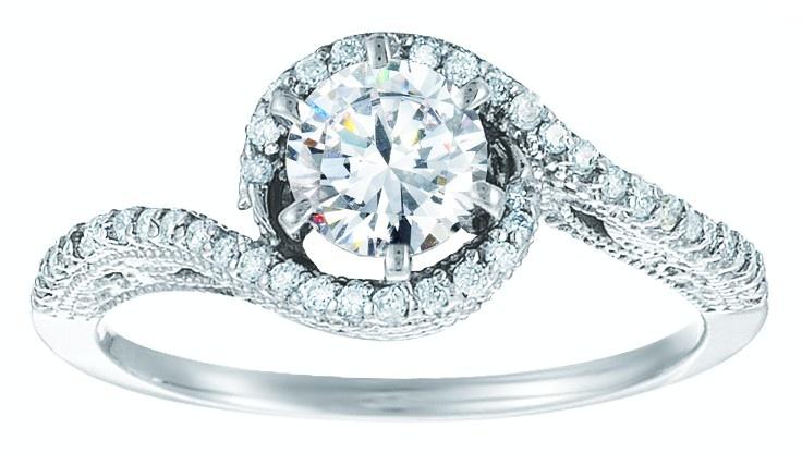 Americus Diamond Engagement Rings