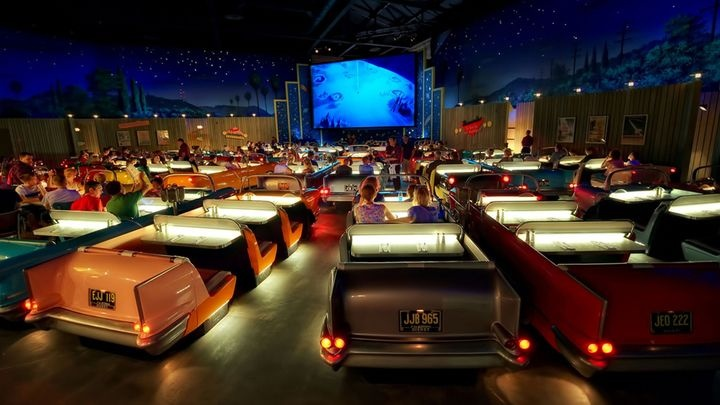 A Neat article on Disney Dining Experiences.