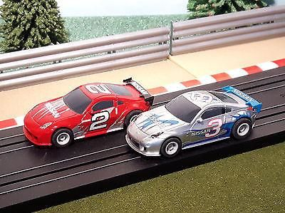 Now available in our store: Micro Scalextric ... Check it out here http://www.actionslotracing.co.uk/products/micro-scalextric-pair-of-cars-nissan-350z-2-3?utm_campaign=social_autopilot&utm_source=pin&utm_medium=pin