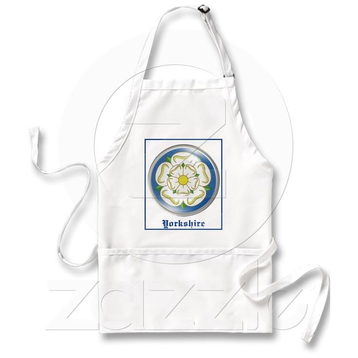 http://www.zazzle.co.uk/white_rose_of_yorkshire_flag_apron-154862647822227404?gl=Rosemariesw=238739306683447883  White Rose of Yorkshire Flag Apron | Zazzle.co.uk